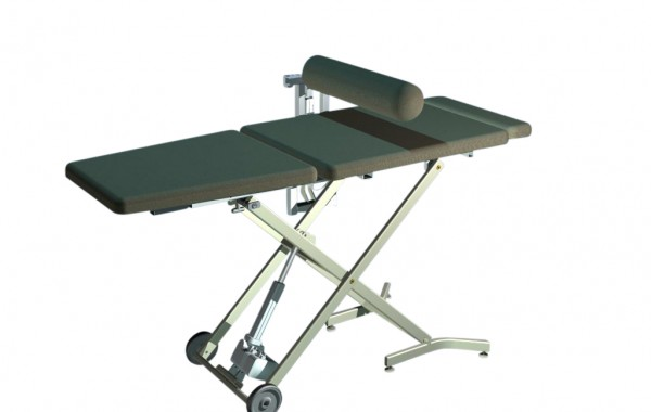 Hydro therapy tables