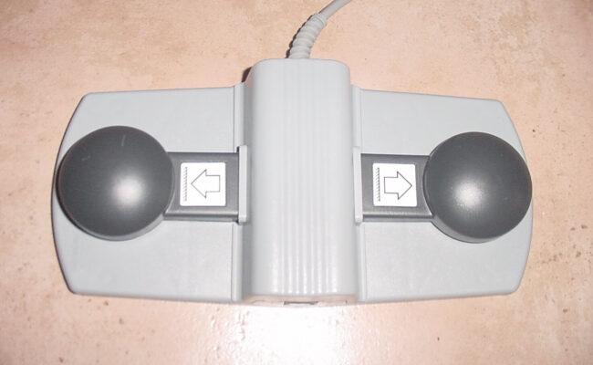 Econo liftt or Econo Osteo foot switch